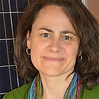Sharon Pillar   Owner & Clean Energy Consultant,  Hot  Earth Collaborative