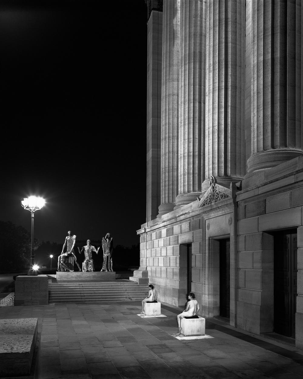 PHILADELPHIA MUSEUM, PHILADELPHIA