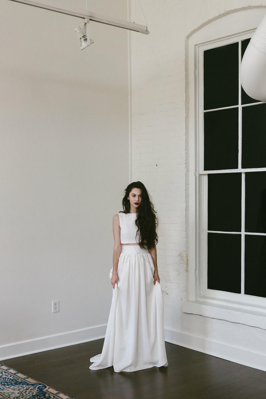 finery-boutique-huntsivlle-alabama-bohemian-wedding-shop-odylyne-the-ceremony-yolan-cris-bride-bridal-yaki-ravid-berta-calla-blanche-lookbook-cool-nashville-tenessee-crop-top-two-piece
