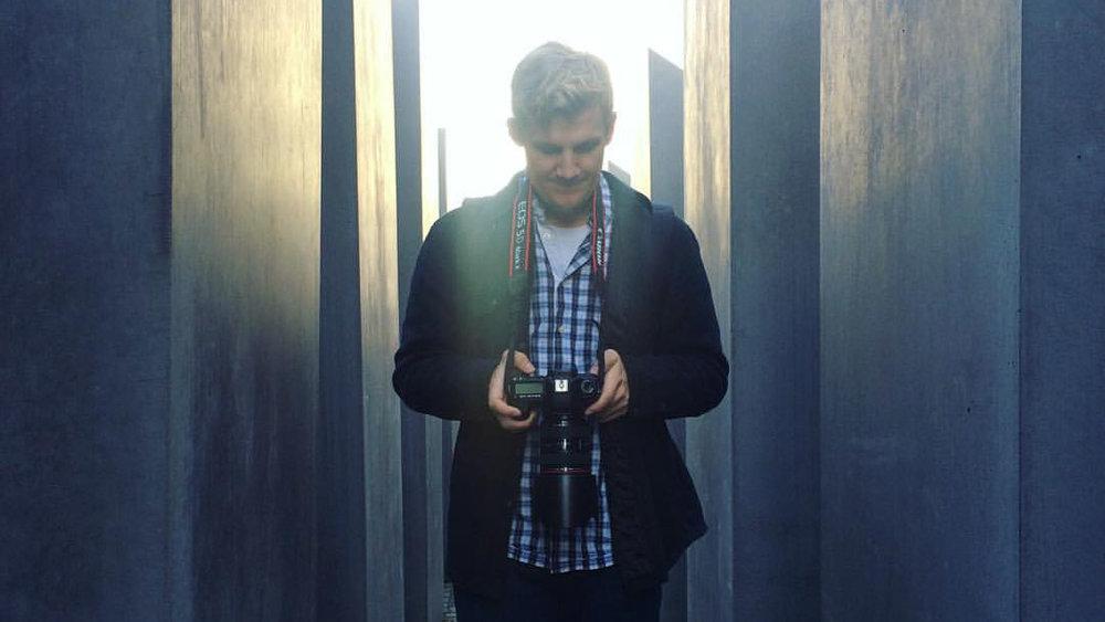 Erik Marika-Rich Editor