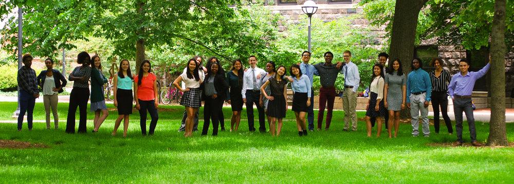 2017 DDCSP Scholars ready to hit the ground running this summer! Photo credit: Jaime Muñoz Velazquez