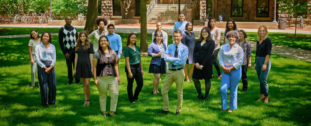 2018 DDCSP Scholars ready to hit the ground running this summer! Photo credit: Dave Brenner