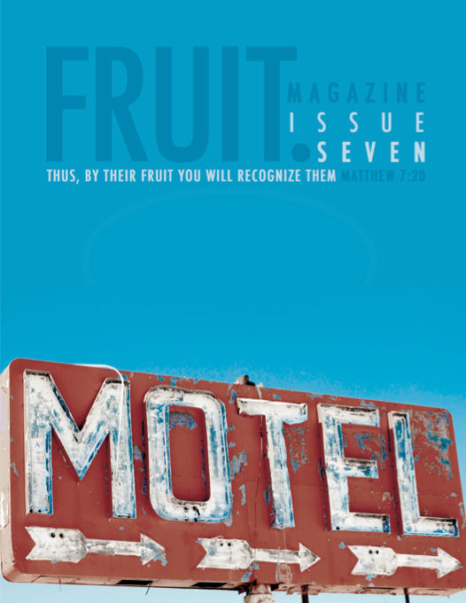 FRUIT. Magazine Issue 7