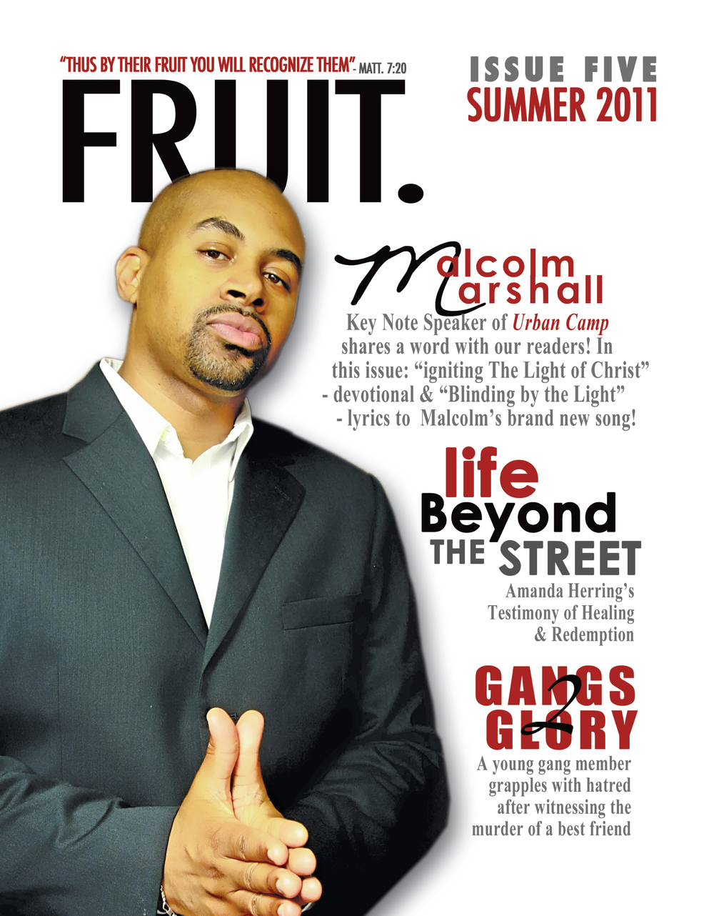 FRUIT. Magazine Issue 5