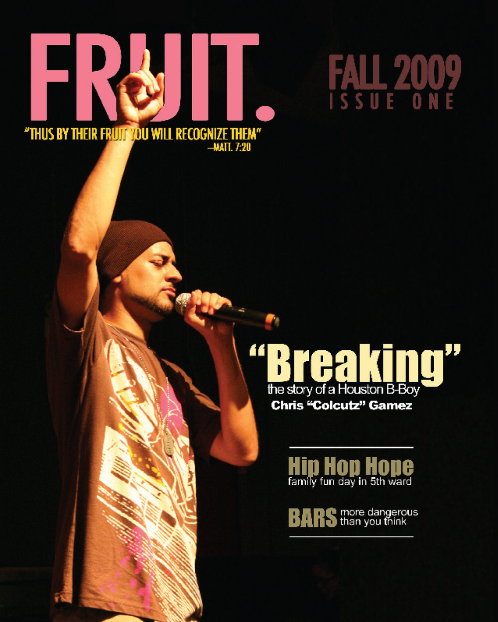 FRUIT. magazine Issue 1