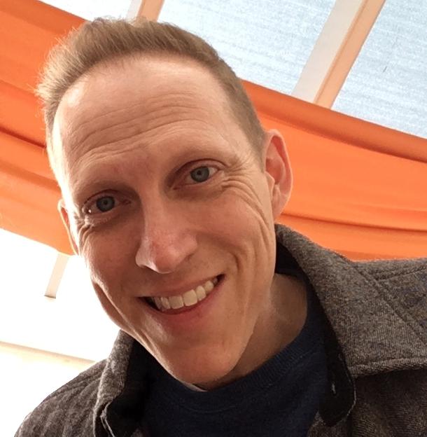 Chad Swigart, graphic designer for FRUIT magazine