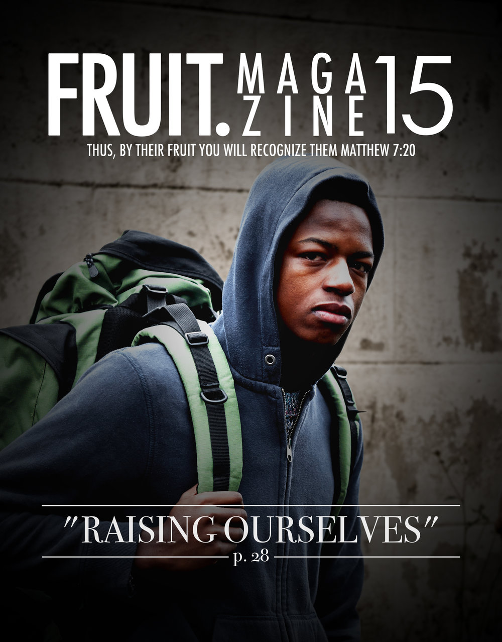 FRUIT. Magazine Issue 15