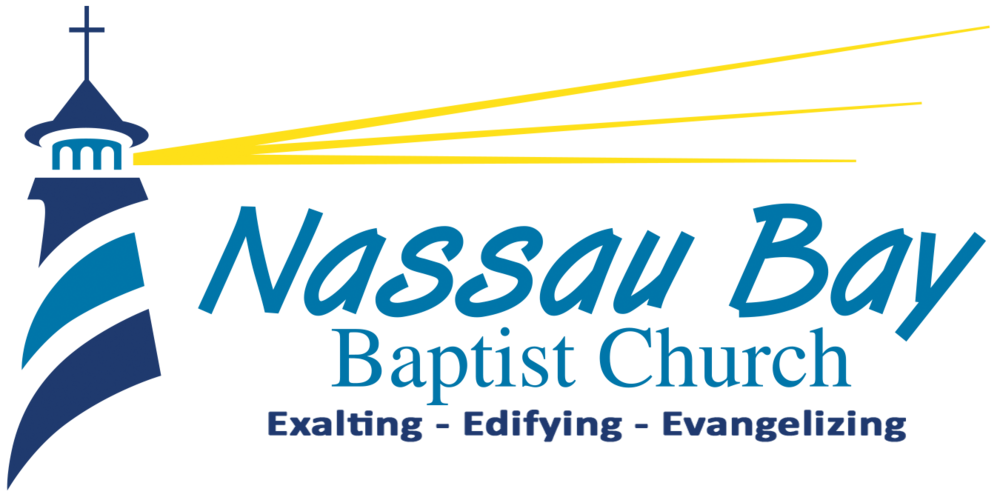 NASSAU BAY BAPTIST CHURCH - Reaching our community and beyond with the good news that Jesus saves (Luke 15, 19:10) Teaching believers through the Bible how to love God and love their neighbors as themselves (Col. 1:28; Matthew 22:37-40) Sending those believers back out into the world to share with others the story of how Jesus saved them (Rom. 10:13-15; Acts 1:8)www.nassaubaybaptist.org
