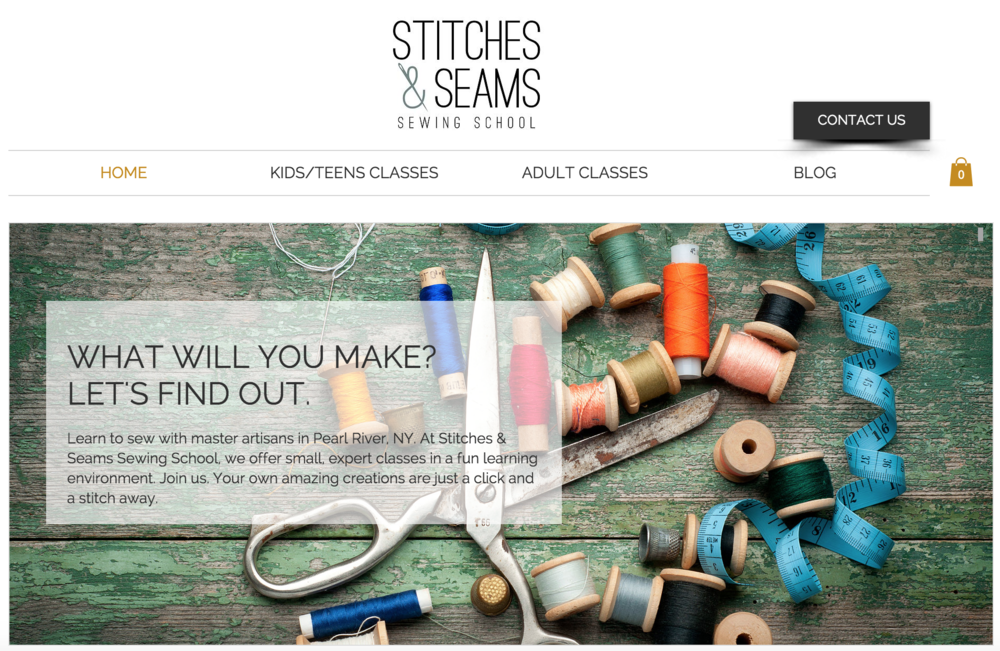 Stitches & Seams, Pearl River, New York