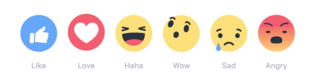 Facebook's New Expressions