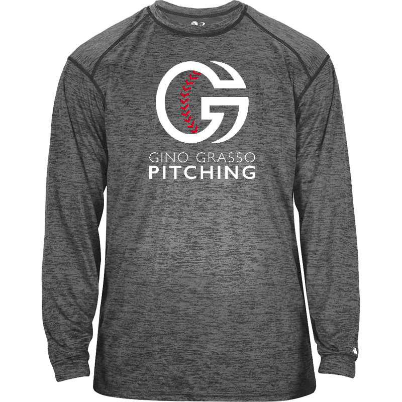 Charcoal Grey Long Sleeve $32.95     CLICK HERE TO ORDER