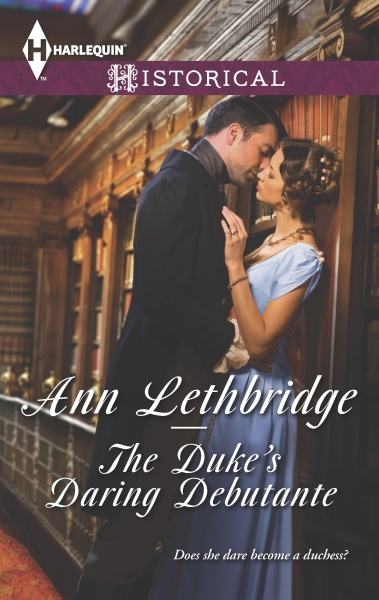The Duke's Daring Debutante (A Beresford Abbey Story)