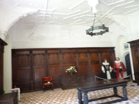 Buckland Abbey Great Hall