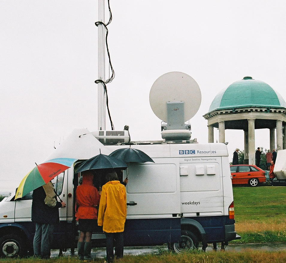 BBC Live Outside Broadcast