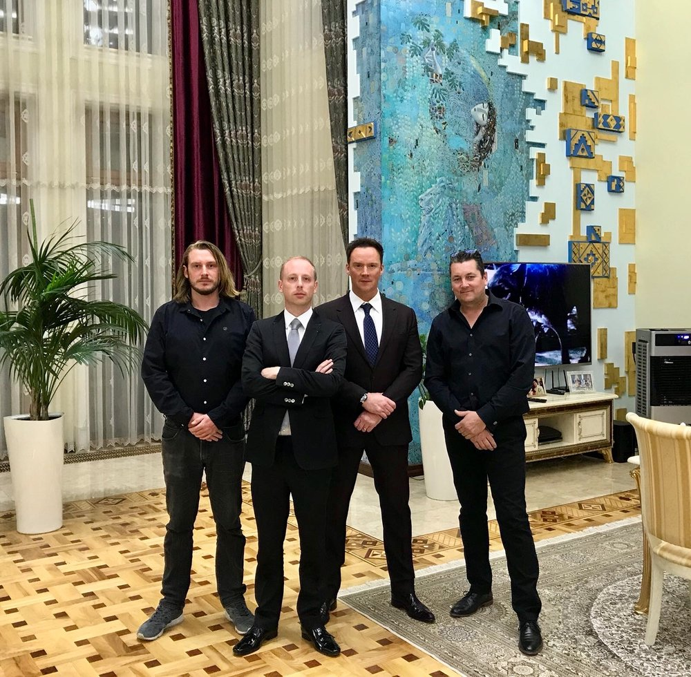 Time For A Reunion - 2018 Saw RDCE Join Forces Again With 'The Voice'; Russell Watson