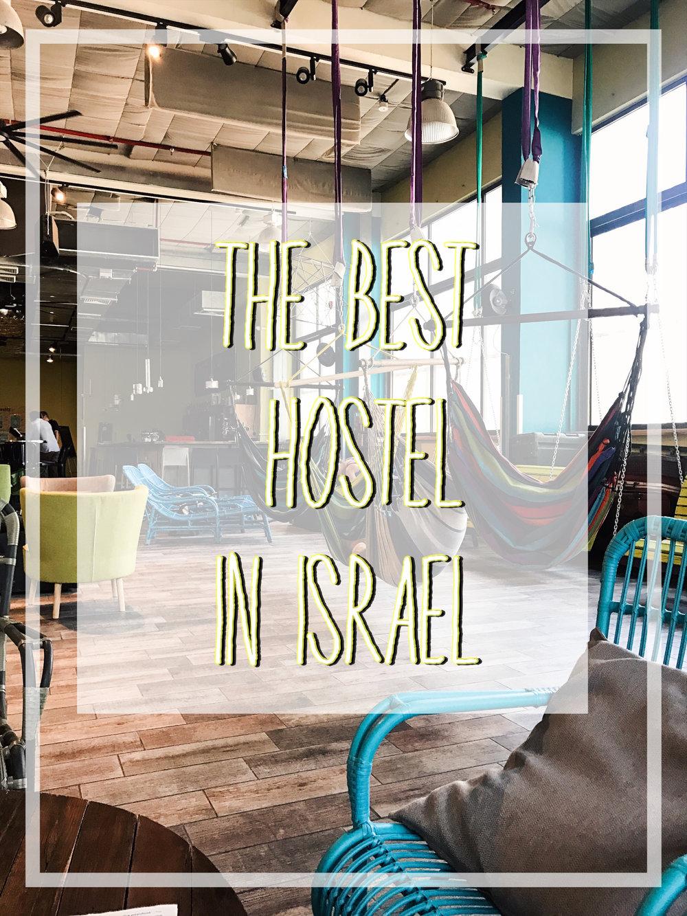Abraham Hostels Israel