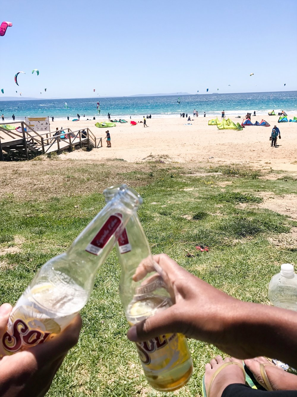 Playa de los Lances, Tarifa, Spain