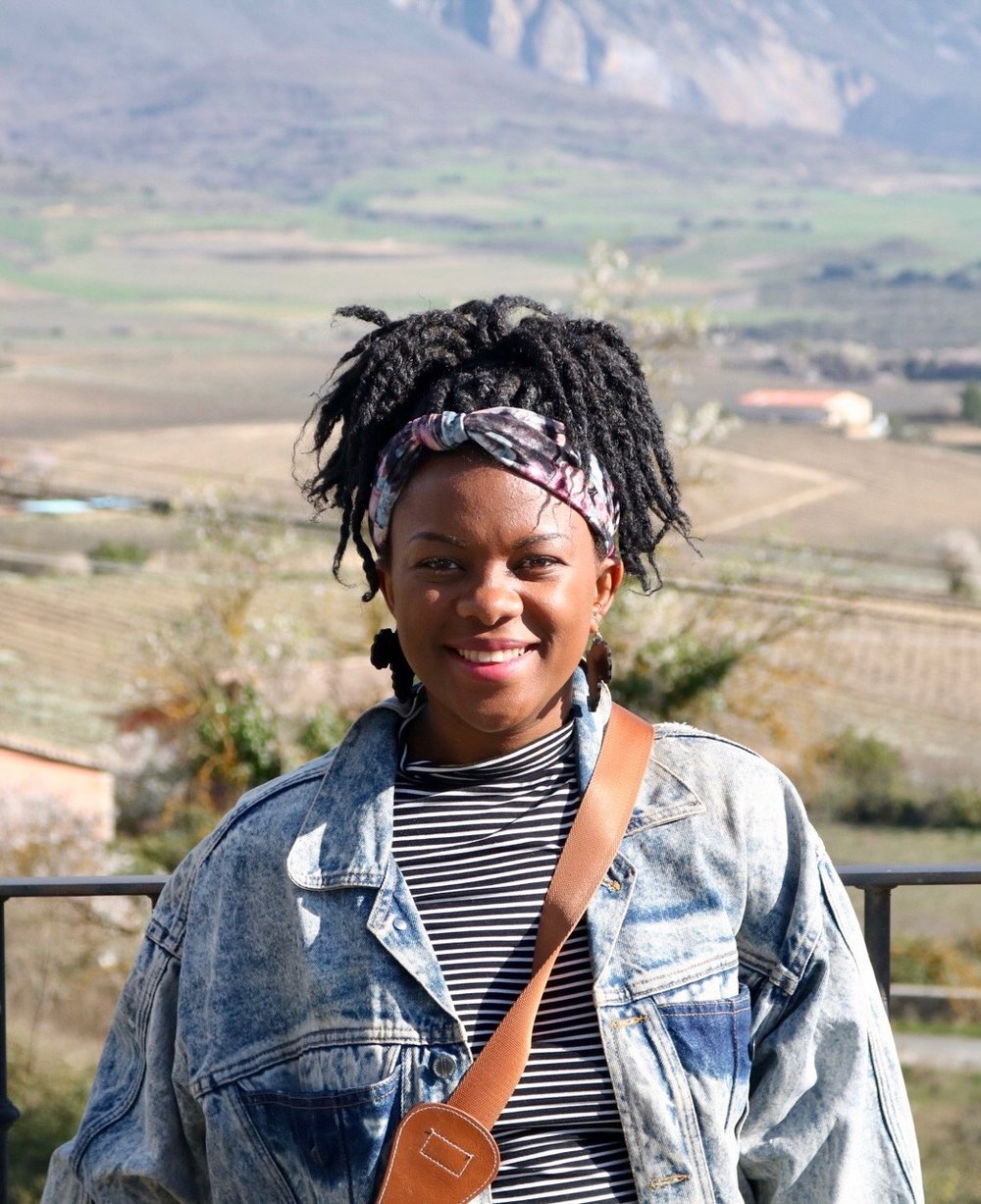 Sojourner   Sojourner received her first journal before she could even spell her own name— and she hasn't stopped writing since. After a semester in Spain re-ignited this passion, through the lens of travel, she launched her blog  sojournies.com . Inspired to learn more, Sojourner returned to teach English with the Fulbright Program in their wine-making region of La Rioja. Making friends, learning new languages, and embracing all cultures no matter where she lands, Sojourner plans to live up to her name by traveling and blogging her way through the world, one wine glass and journal entry at a time.