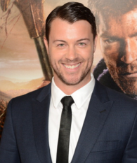 -Dan Feuerriegel (Actor: Spartacus Blood and Sand, Home and Away) Photo Credit: Jeff Kravitz 2013