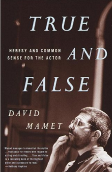 True and False - David Mamet