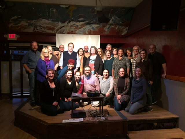 Artist INC 2015 fellows & facilitators