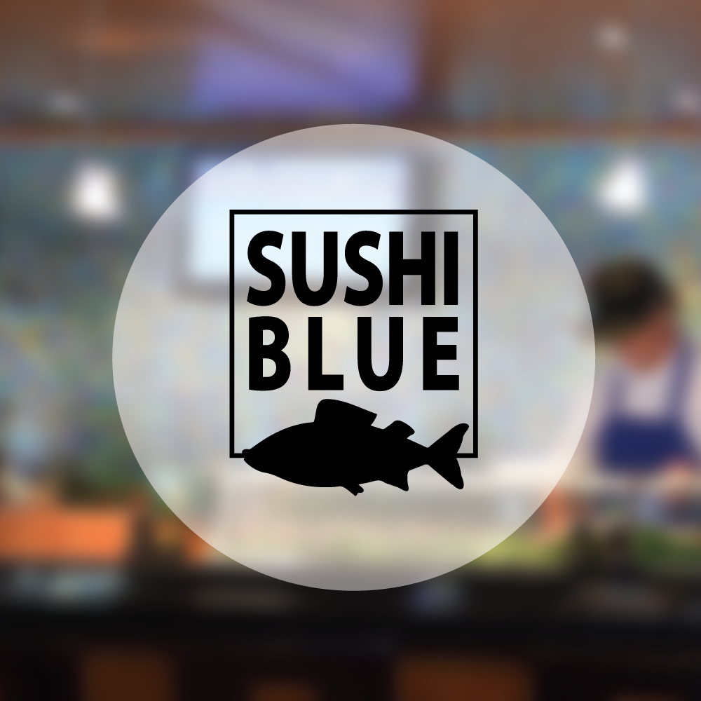 SUSHI BLUE ASIAN // 435.575.4272