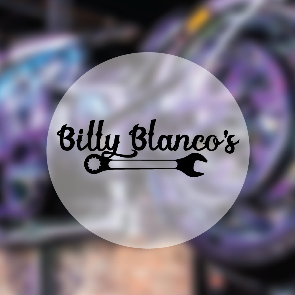BILLY BLANCO'S // 435.575.0846