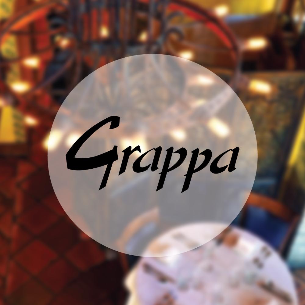 GRAPPA ITALIAN // 435.658.0669