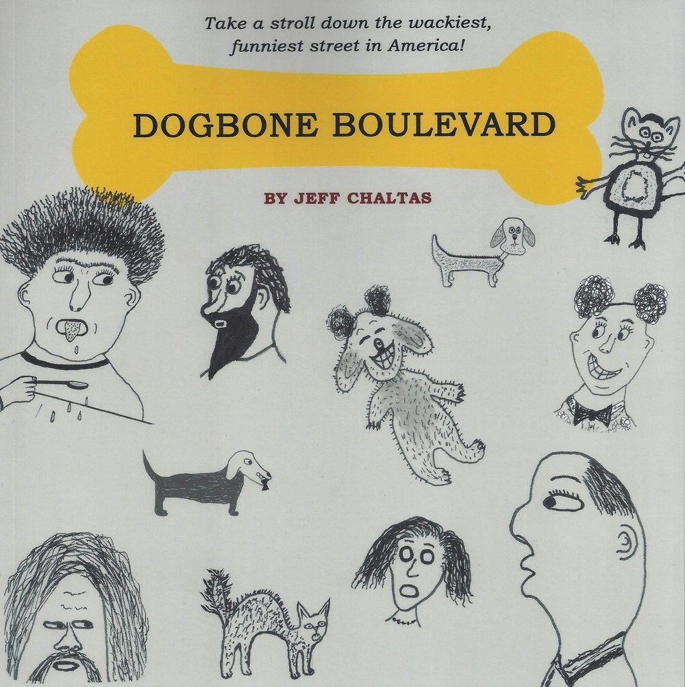 """Dogbone Boulevard"" is available on Amazon and Barnes & Noble."