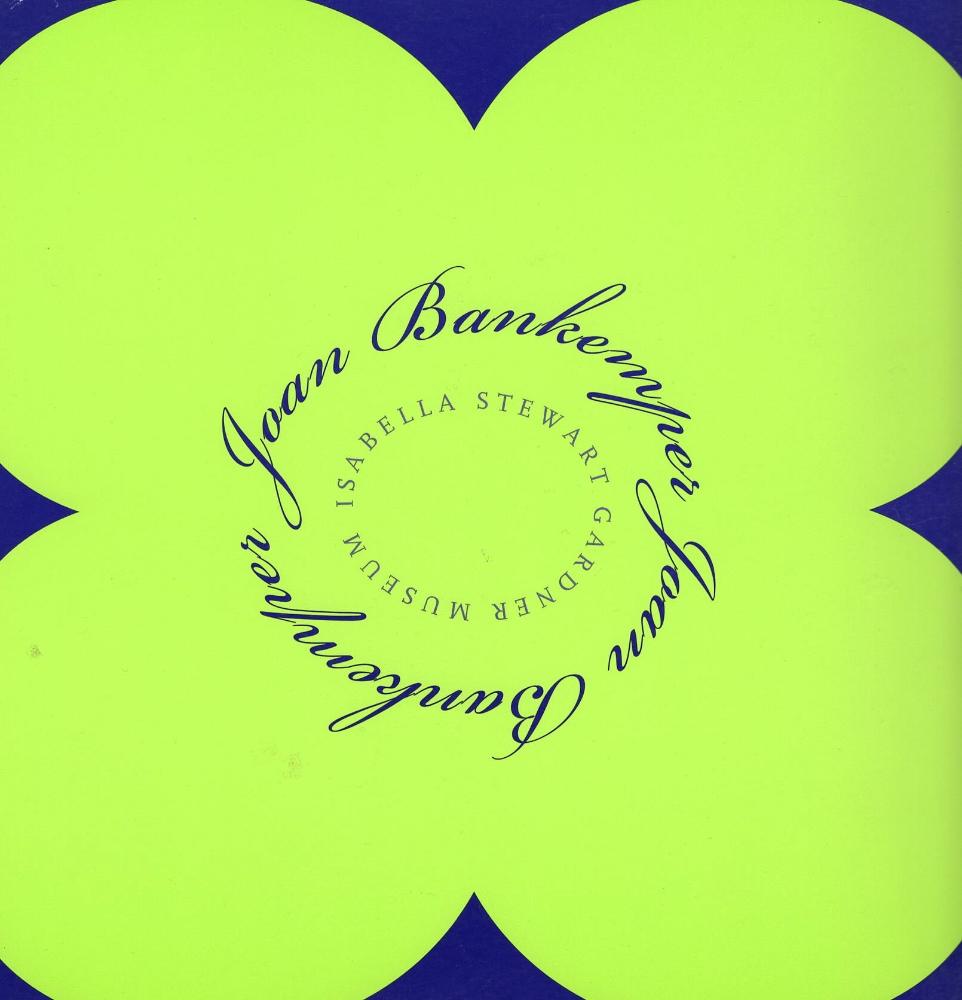 Isabella Stewart Gardner Museum Catalog, 2000