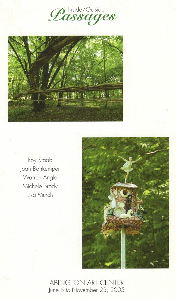 Abington Art Center Catalog, 2005