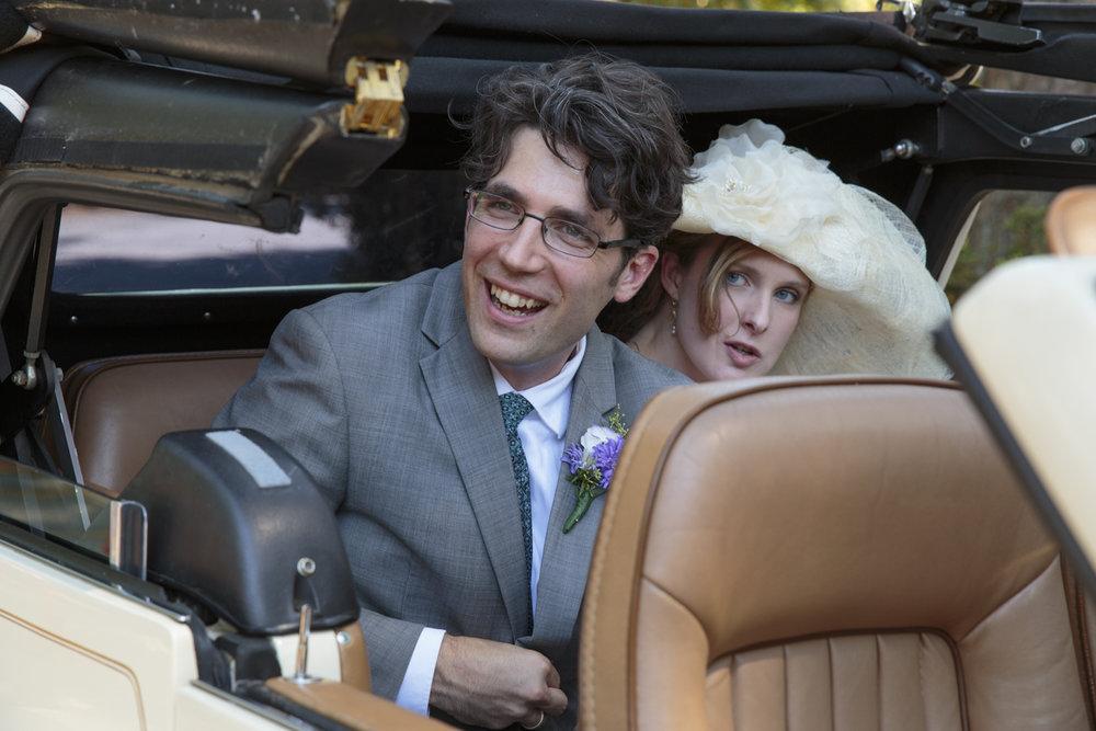 Leah & Andy, Durham wedding