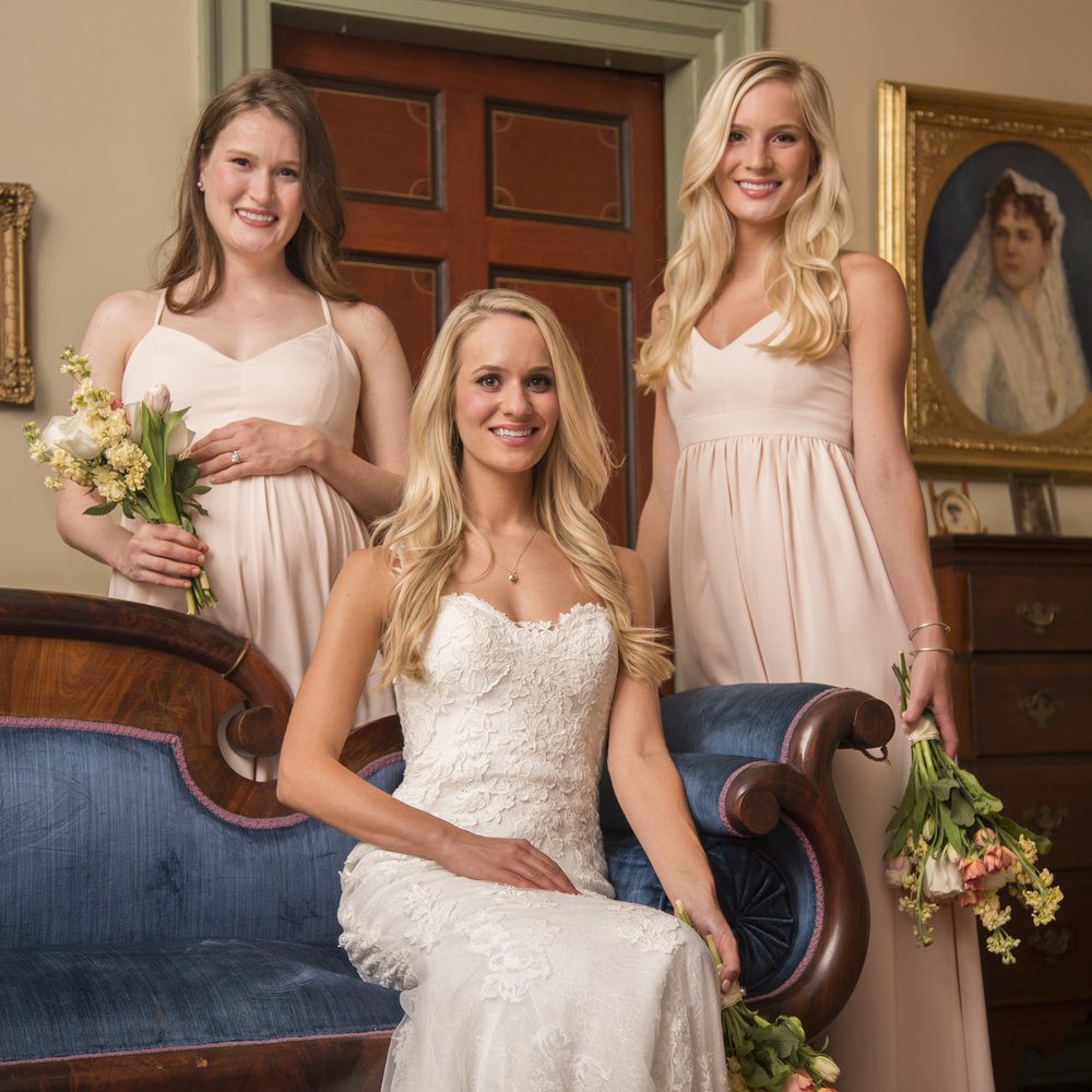 See more  Haywood Hall Bridal Portraits - Raleigh Wedding Photography