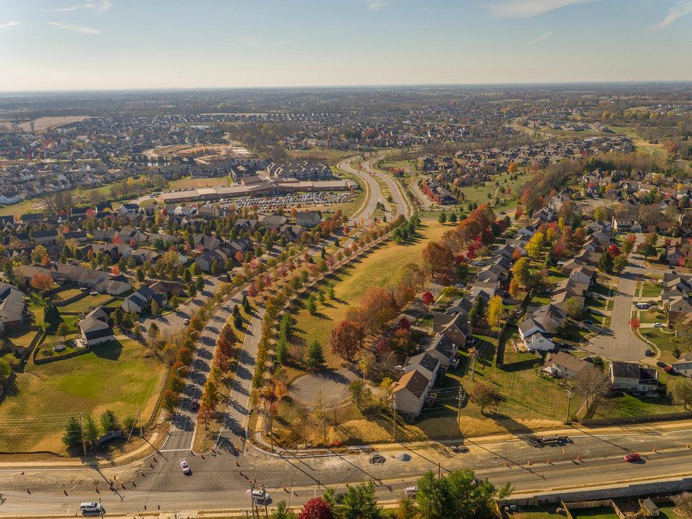 Chilesburg Subdivision; Lexington, KY