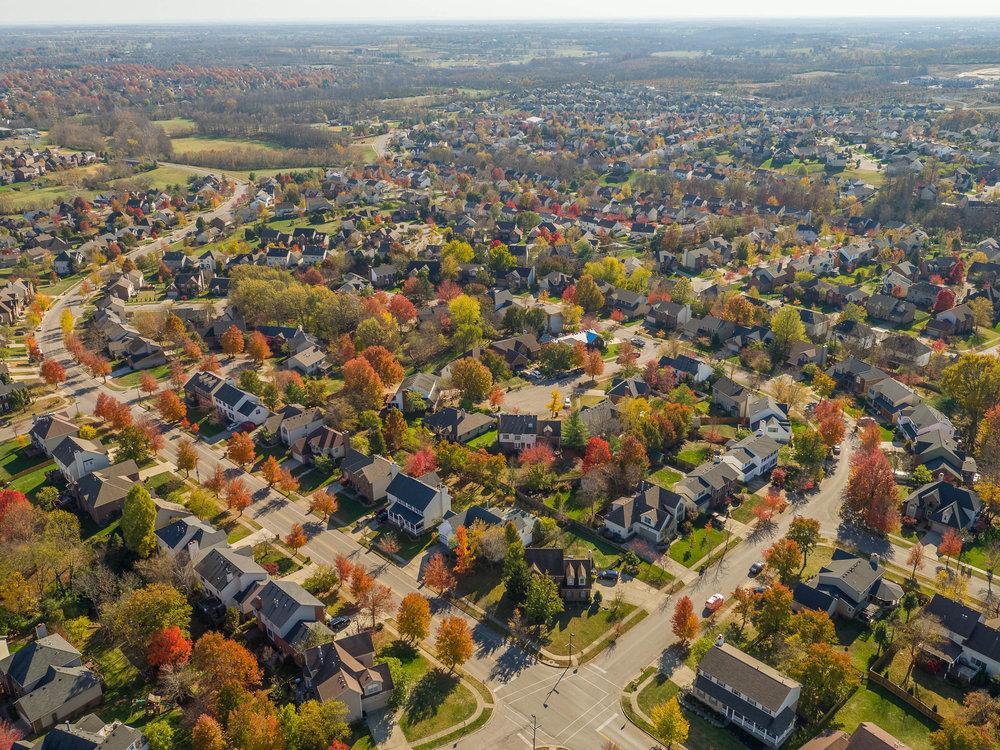 Highlands Subdivision; Lexington, KY