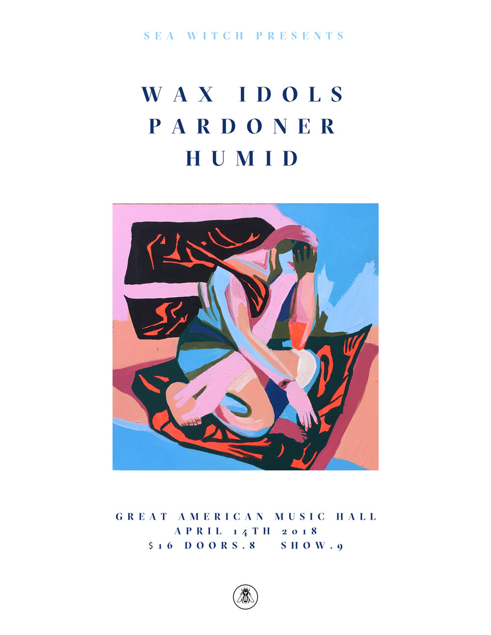 On sale Friday, February 9 - Wax Idols Album Preview Show! Join us for an exclusive first-listen of the band's upcoming album