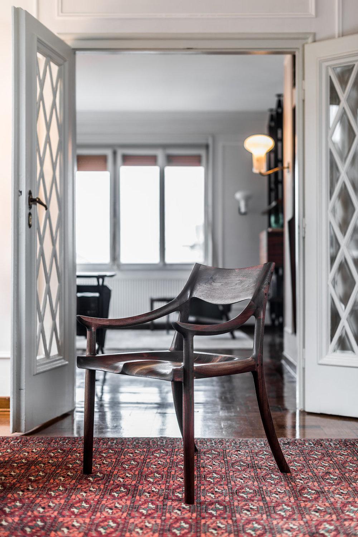vlada misha low back dining chair dining chair sam maloof replica jpg