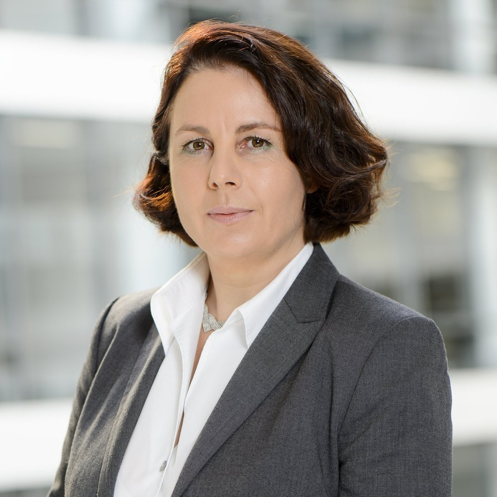 Birgit Kredel Corporate Vice President, Head of Corporate Development Siemens One