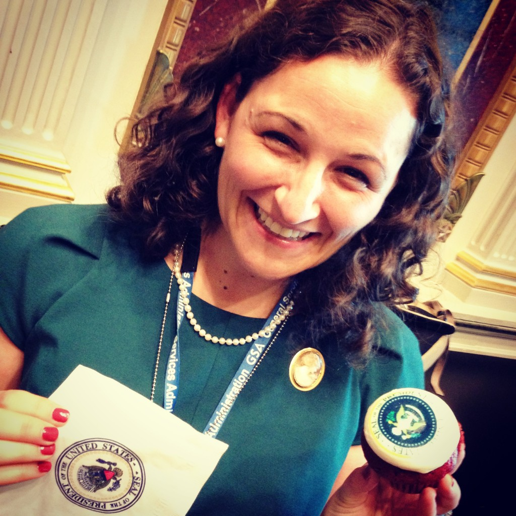 Who knew 'Presidential' was a flavor of cupcake?
