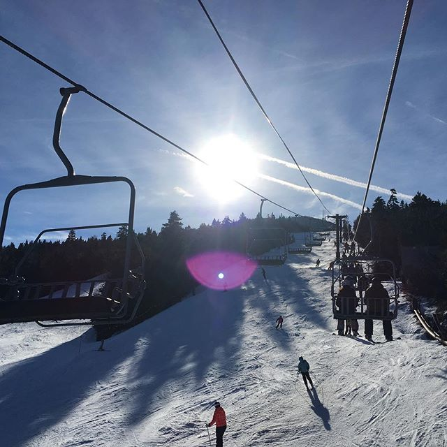 An early season day at #Killington.