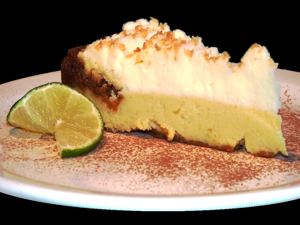 Key-Lime Pie