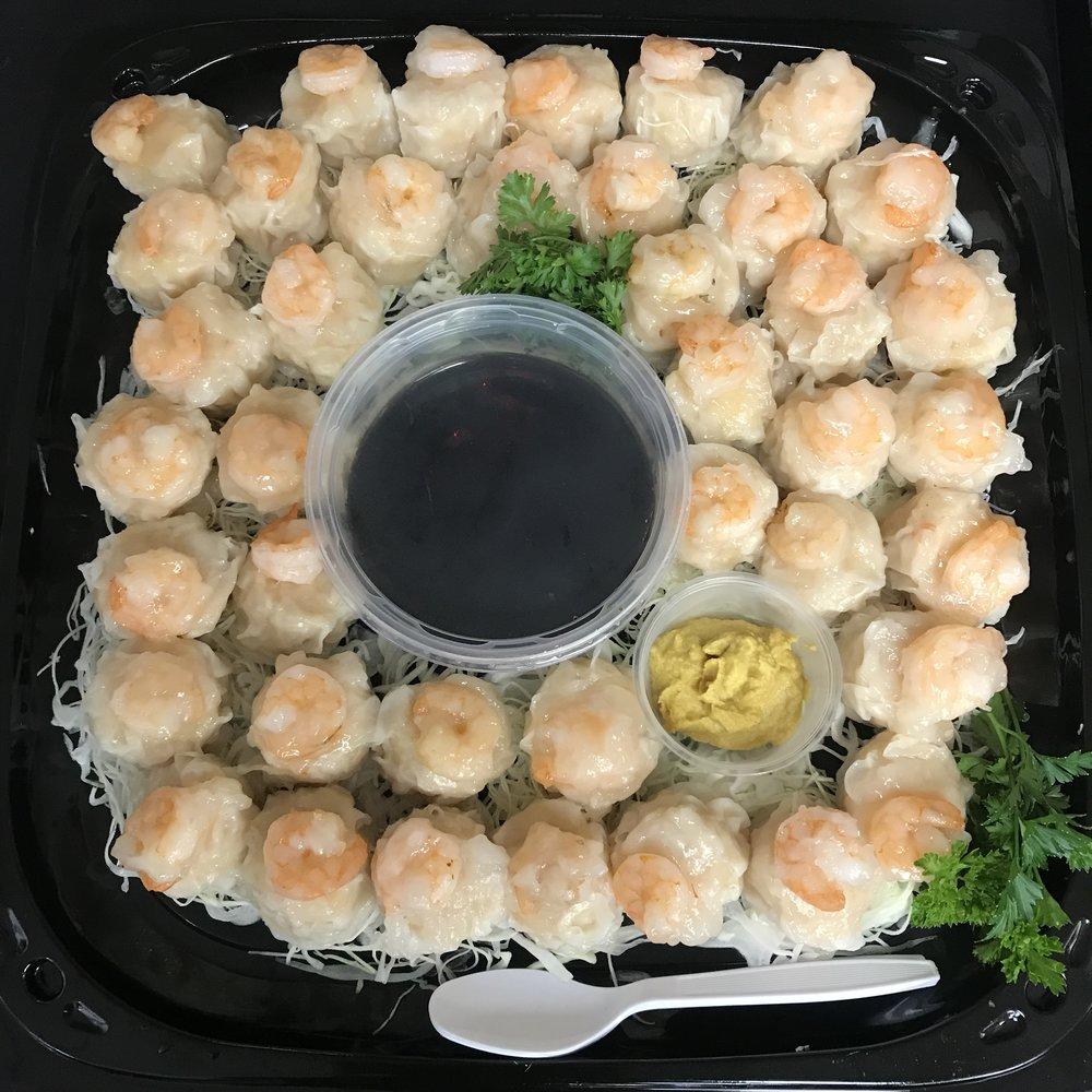 Ebi Shumai Dumplings