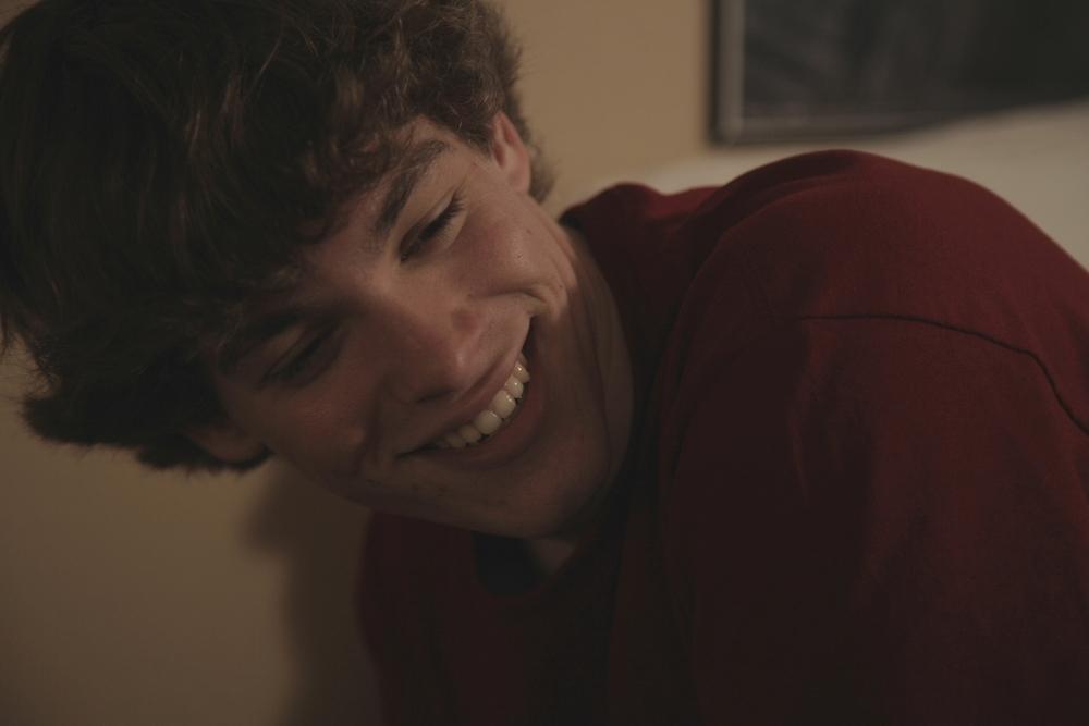 Actor Zach Raggatz