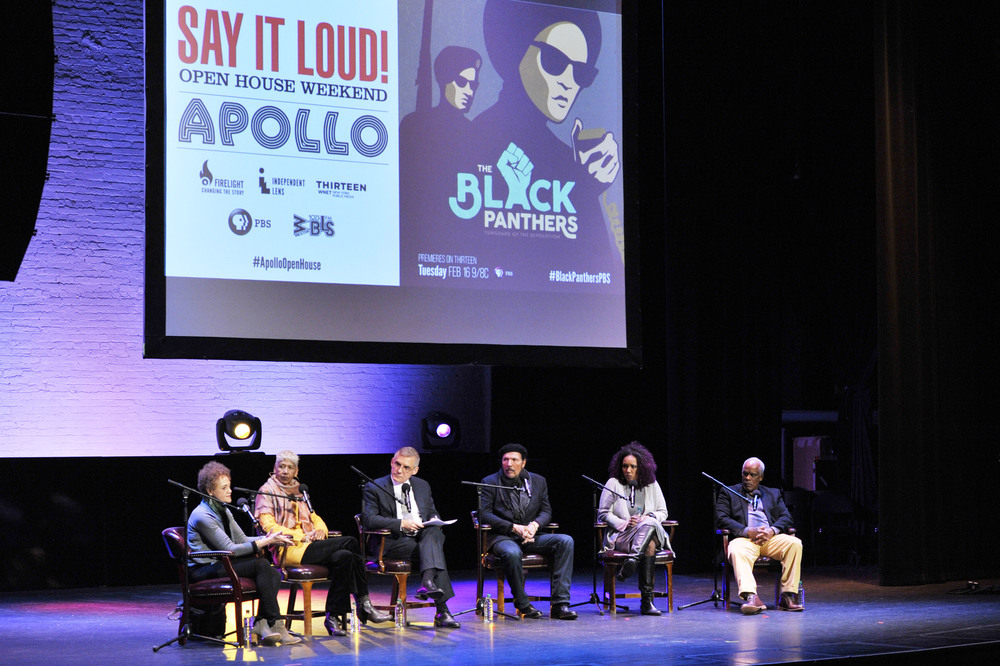 World Famous Apollo Theater in Harlem