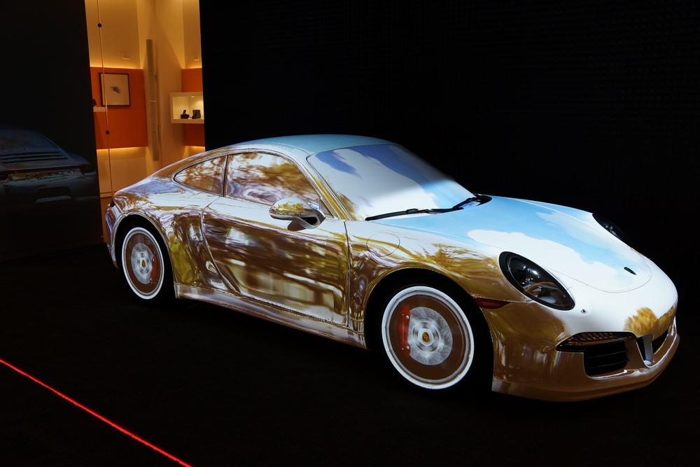 Porsche / sound identity / amp sound branding / audio branding