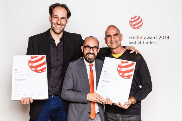 Red Dot Award / amp sound branding / audio branding / branded music