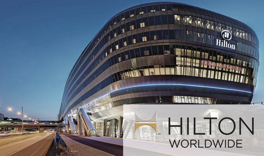 Hilton worldwide / amp sound branding / audio branding / branded music