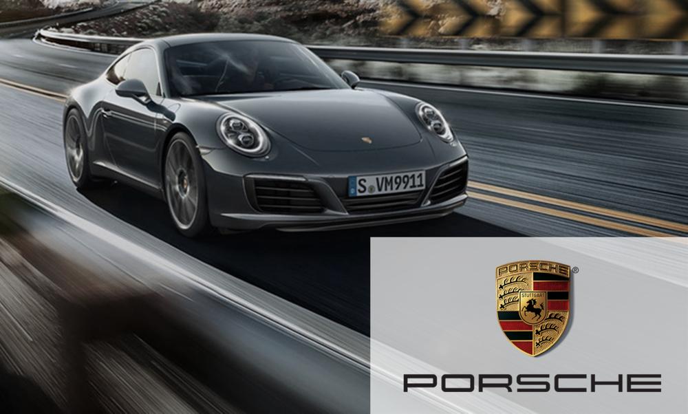Porsche sound amp sound branding / audio branding