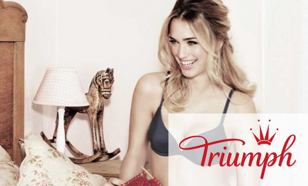 Triumph / instore music / amp sound branding / audio branding