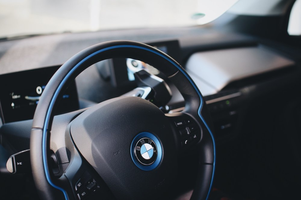 BMW Cockpit. Where our project has been focused.
